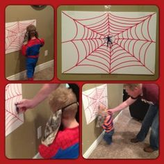 Spiderman party games for kids