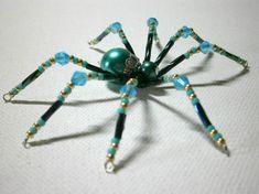 beaded spider | PLUR | Pinterest