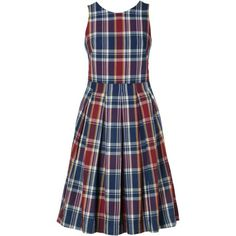 GANT Madras Check Dress  Style Code: 450632 £180.00