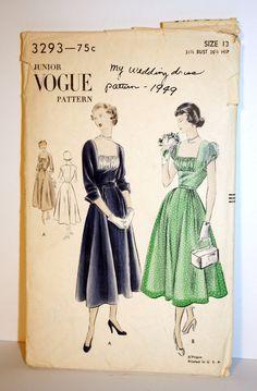 Vogue 3293 (1949) √