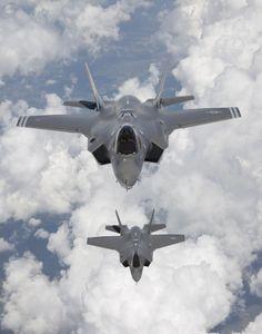 AF-1 & AF-2, JSF