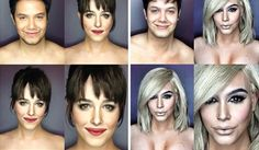 Paolo Ballesteros' Celebrity Make-Up Transformations