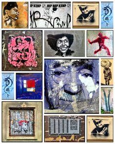 Prague's Stencils