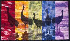 contemporary quilt - Google Search