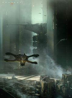 DarkH0rn: steampunk | cyberpunk киберпанк