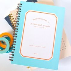 1000 kinds of stories journal....