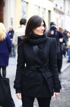 Style inspiration - Emmanuelle Alt