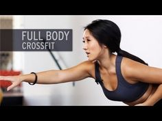 Full Body CrossFit Workout