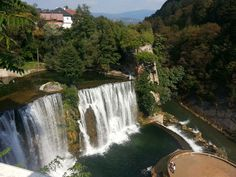 Jajce, Bosna Waterfall, Outdoor, Beautiful, Outdoors, Waterfalls, Outdoor Games, The Great Outdoors