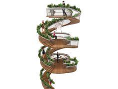 Escada viva - Arquitetura Sustentavel (3)