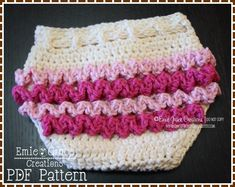 Free Diaper Cover Crochet Pattern