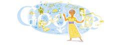 83.er aniversario del nacimiento de María Elena Walsh