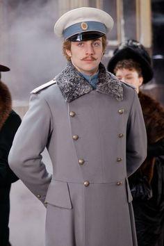 Aaron Taylor-Johnson in Anna Karenina (2012) Photo by Laurie Sparham