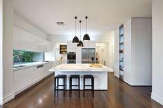 LSA Architects - East Malvern, Kitchen.