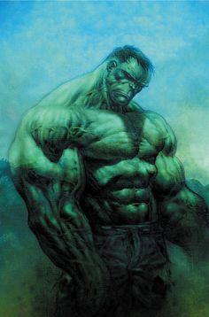Hulk ( Avengers ) // Marvel // Art