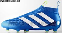 best website 33266 f8dc2 Adidas will launch the third Adidas Ace PureControl boot colorway in April  boasting an understated-yet-modern design in blue and white.