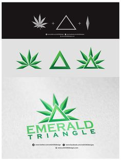 Emerald Triangle on Behance
