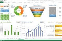 Online Excel Sales Dashboard from Raw CSV Data by Josh Lorg 173911 - Freelancer on Guru Sales Dashboard, Google Analytics Dashboard, Dashboard Examples, Dashboard Design, Excel Dashboard Templates, Digital Dashboard, Hire Freelancers, Microsoft Excel Formulas, Bi Tools