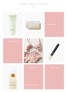 shop sweet beauty Natural Life, Beauty Essentials, Identity Design, Web Design, Lipstick, Sweet, California, Content, Shopping