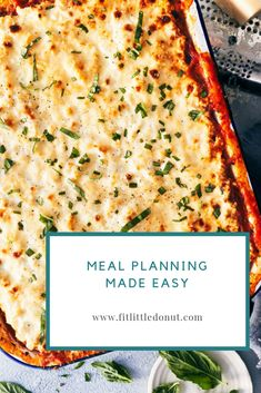 Meal Planning Made Easy Lunch Recipes, New Recipes, Breakfast Recipes, Dinner Recipes, Easy Kid Friendly Dinners, Meal Prep Guide, Make It Simple, Meal Planning, Healthy Eating