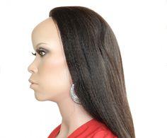EloquentHair  - Asian Remy Italian Yaki Half Wig(http://www.eloquenthair.com/asian-remy-italian-yaki-half-wig/)