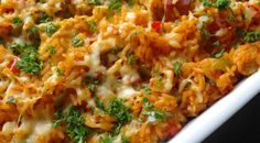 Rijst met kip en chorizo uit de oven Couscous, Slow Cooker Recipes, Cooking Recipes, Oven Dishes, Meat Lovers, Dinner Is Served, Healthy Chicken Recipes, I Love Food, No Cook Meals