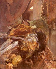 śmierć Ellenai