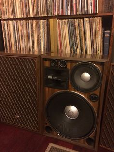 New speakers added to the collection #sansui sp-x9000