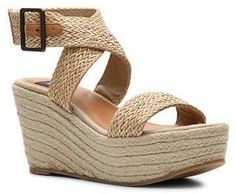Pin for Later: Pick Your Pair: 50 Sandals Under $50 BC Espadrille Wedges BC Footwear Glass Houses Wedges ($20)