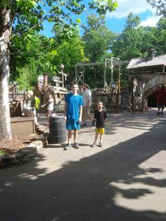 Austyn and Michael at Silver Dollar City