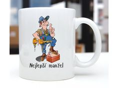 Klasický keramický hrnek 0,3l Pavlova, Mugs, Tableware, Dinnerware, Tumblers, Tablewares, Mug, Dishes, Place Settings
