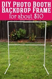 diy photo booth backdrop - Google Search