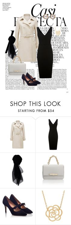 """""""Image Kollection Inspiration"""" by imagekollection on Polyvore featuring Whiteley, Victoria Beckham, KOCCA, Amanda Wakeley, PAS DE ROUGE, Lord & Taylor and Trilogy"""