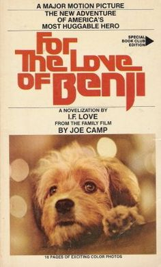For The Love of Benji (1977) Benji sniffs out a bogus CIA agent in Athens, Greece.  Patsy Garrett, Benji, Art Vasil...8a