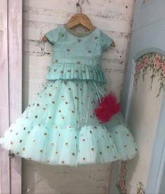 Trendy Baby Dress Party Daughters 46 Ideas is part of Kids lehenga - Baby Girl Party Dresses, Dresses Kids Girl, Kids Outfits Girls, Dress Party, Frock Design, Baby Dress Design, Kids Frocks Design, Baby Frocks Designs, Kids Dress Wear