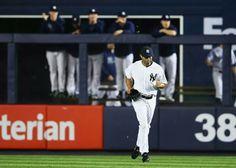 Mariano Rivera Yankees 42. Last Game. Enter Sandman.