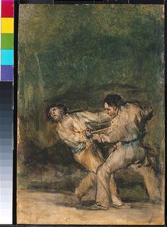Le Duel de Goya