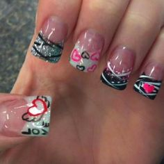 Best Valentine Nail Art Designs - Page 74 of 85 - NailCuco