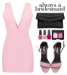 """""""Yoins bridesmaid"""" by mada-malureanu ❤ liked on Polyvore featuring OPI, NARS Cosmetics, yoins, yoinscollection, loveyoins and alwaysabridesmaid"""