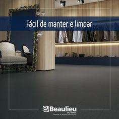 Stonetile - Piso vinílico Beaulieu. Praticidade para o seu dia a dia.    #decor #lvt #pisos #pisosvinilicos #beaulieudobrasil