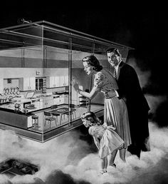 Looking at your kitchen of the future.