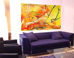 Discover the innovative concept of this gallery and the high quality of the painting. ART in BERLIN!