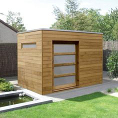 Whether you use them to store your garden gear or to host guests, tool sheds and outbuildings offer plenty of versatility in the garden on HGTV Gardens.