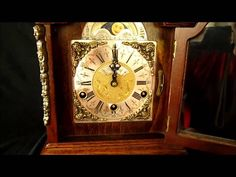 Rare Large Warmink Dutch Westminster Bracket Clock With On/Off Switch http://cgi.ebay.co.uk/ws/eBayISAPI.dll?ViewItem&item=370960050182