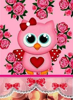 Cute Owls Wallpaper, Animal Print Wallpaper, Cute Wallpapers, Wallpaper Backgrounds, Iphone Wallpaper, Cute Owl Cartoon, Paper Owls, Owl Pictures, Owl Art