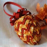 Herrschners® Autumn Bounty No-Sew Ornament Kit