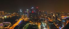 The view from Swissotel Stamford-Singapore by Nathalie Stravers on 500px