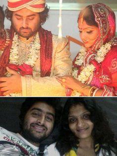 Arijit Singh and Koel Roy