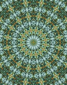 Elements Mandala: Earth
