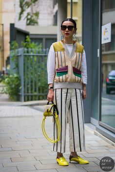 Sherry Shen by STYLEDUMONDE Street Style Fashion Photography